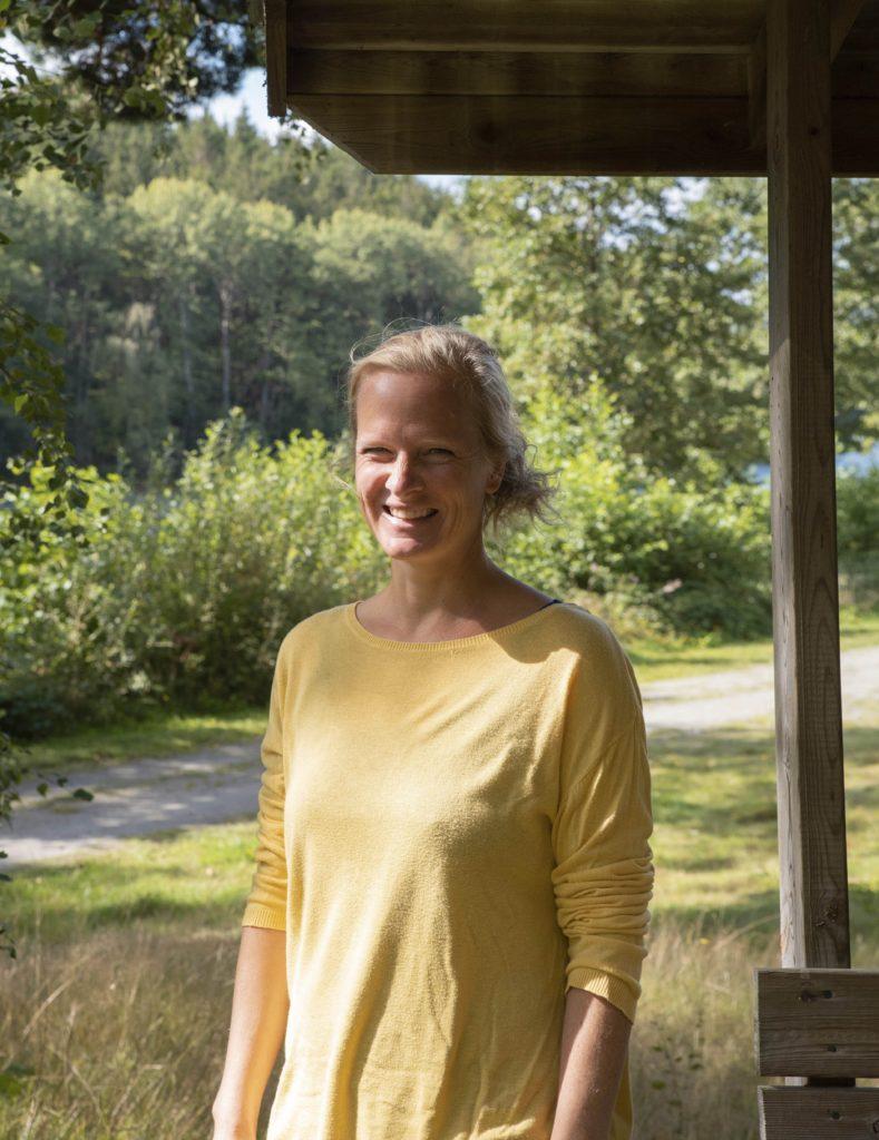 Britta, bezieht seit zehn Monaten ein bedingungsloses Grundeinkommen